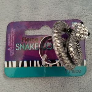 Accessories - Snake Cobra Ring